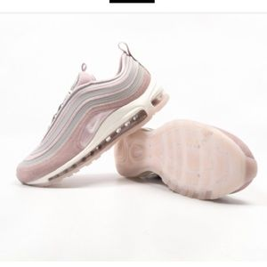 Nike Air Max 97 Ultra 17 Lux LX Particle Rose NIB NWT